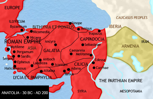 Map Of Asia 800 Ad.Timeline And History Of Asia Minor Anatolia
