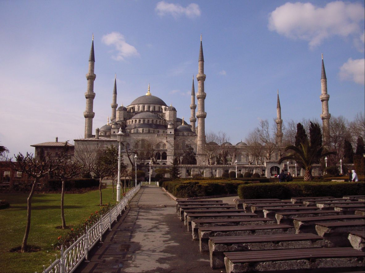 blue mosque mosque of sultan ahmet