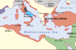 Byzantine Empire in AD 650