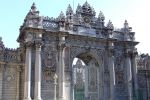 Royal Gate of Dolmabahce Palace